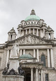 Belfast city hall Royalty Free Stock Images