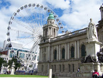 Belfast City Hall Royalty Free Stock Photography