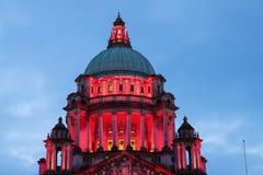 Belfast City Hall stock photography