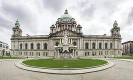 Belfast City Hall in Belfast, Northern Ireland Stock Images