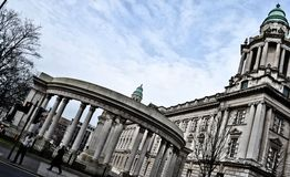 Belfast Royalty Free Stock Photography