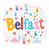 Belfast Royalty Free Stock Photo