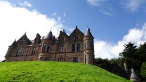 Belfast kasztel Zdjęcie Royalty Free