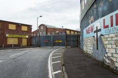 Belfast murals Royalty Free Stock Photography