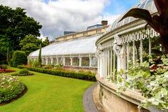 Botanic Gardens Belfast stock photo