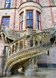 Belfast-Schloss - Nordirland stockfotografie