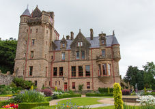 Belfast slott Royaltyfria Foton