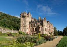 Belfast slott som är nordlig - Irland, UK Arkivbild