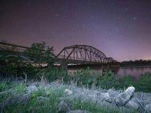 Belford桥梁 免版税库存图片