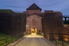 Belfort Frankrike royaltyfri foto