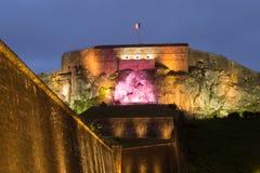 Belfort Frankrike royaltyfria bilder