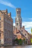 Belfort tower Stock Images