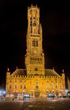 Belfort Tower Bruges Royalty Free Stock Photography