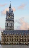 Belfort tower, Ghent Stock Photo
