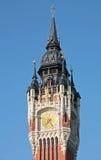 Belfort van Stadhuis Royalty-vrije Stock Foto's