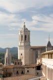 Belfries, Girona. Stock Image