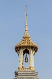 Belfry. In Wat Phra Si Rattana Satsadaram royalty free stock images