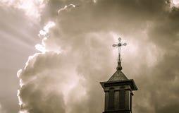 belfry Foto de archivo
