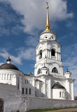 Belfry of Assumption Cathedral in Vladimir, Russia Royalty Free Stock Images
