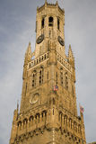Belfry of Bruges Stock Images