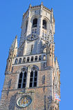Belfry, Bruges Royalty Free Stock Photography