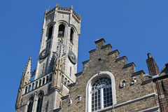 The Belfry of Bruges Royalty Free Stock Image