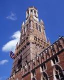 The Belfry, Bruges, Belgium. Royalty Free Stock Photos
