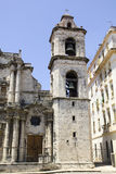 Belfry of the Cathedral of Habava Royalty Free Stock Photos