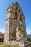 Belfry. Of  a cave church, Cantabria. Spain Stock Images