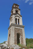 Belfry of the church Nectarios, Rhodes Stock Photos