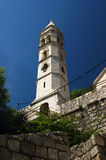 Belfry Church Of Our Lady Of The Rosary Odes Stock Image