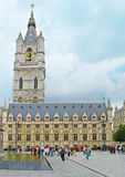 The Belfry of Ghent Royalty Free Stock Photo