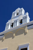 Belfry of greek church Stock Images