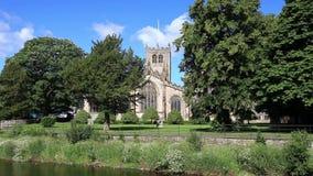 Belfry Kathedrale der Str stock footage