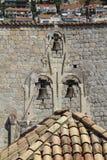 Belfry Kathedrale der Str Lizenzfreie Stockbilder