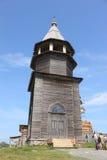 Belfry in Kizhi, Russia Royalty Free Stock Photo