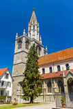 Belfry of Konstanz Minster, Germany, Baden-Wurttemberg Stock Images
