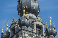 The Belfry of Mons, Belgium Royalty Free Stock Photo