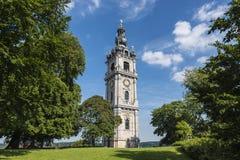 The Belfry of Mons, Belgium Stock Image