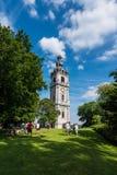 The Belfry of Mons, Belgium Royalty Free Stock Image