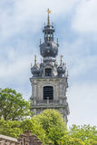 Belfry of Mons in Belgium. Stock Photography