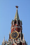 Belfry in Moscow Stock Images