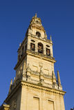 Belfry of the mosque of Cordoba - Spain Stock Photo