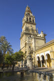 Belfry of the mosque of Cordoba - Spain Stock Images
