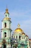 Belfry. Offenbarungs-Kathedrale bei Yelokhovo (1837-1845) Stockbild