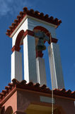 Belfry Orthodox church Royalty Free Stock Images