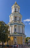 Belfry of the Pechersk Lavra in Kiev Stock Images