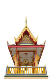 The belfry In public areas. Temple of Thai. Belfry In public areas. Temple of Thai Royalty Free Stock Photo