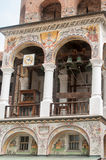 The belfry of the Rila Monastery, Bulgaria Royalty Free Stock Photo