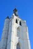 Belfry of Saint Antonius gothic church Stock Image